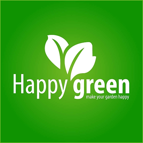 logo firmy Happy Green